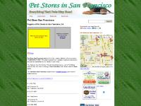 Pet Store San Francisco - Pet Stores, Grooming Salons, Supplies