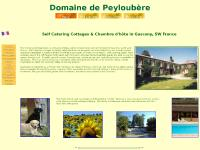 French Self Catering Cottages and Bed and Breakfast Accommodation on listed 17th