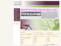Planet Granite Yoga