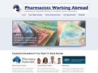 Pharmacists Working Abroad