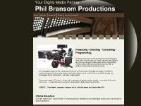 Phil Bransom Productions