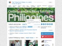 philembassy-uk.org Public holidaysgov.ph, Ambassador,