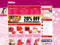 Buy Flowers Gifts Online Same|Next Day Delivery Philippines|PHILFLORA.COM