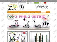 Phit-Kidz Kids Fitness Equipment