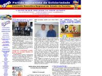 phs31-pb.org.br Dirigentes Estaduais, Dirigentes Municipais, Mandatários do PHS-PB