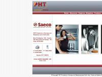 PHT Café - Concessionário Autorizado Saeco