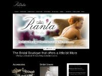 pianta.co.uk Pianta Bride, Bridal Gowns, Bridesmaids