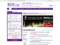 pic-uk - Cheap flights to PHILIPPINE - PHILIPPINE ISLANDS CONNECTIONS