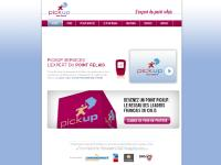 pickup-services.com point relais, points, relai