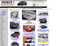 Truck Accessories & Quality Pickup Truck and SUV Accessories | PickupSpecialties.com