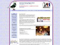 American Racing Pigeon Union | Homing Pigeons | Sport Flyers