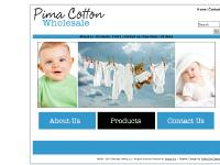 Peruvian Pima cotton manufacturer blanks wholesale