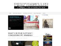 pinaytraveller.com Filipina, pinay, solo travel