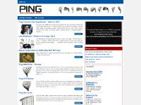 pinggolf.net EQUIPMENT REVIEWS, PING DRIVERS, PING FAIRWAYS & HYBRIDS