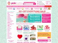 pinkfrosting - pinkfrosting.com: The Leading Pink Frosting Site on the Net
