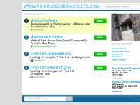 pinkrubberbracelets.com music, free music, music video