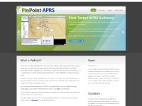 PinPoint APRS software for amateur radio