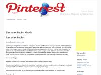 Pinterest Repins Guide « Pinterest Repins