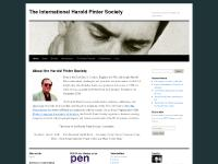 The International Harold Pinter Society | Critical perspectives, dialogue and appreciation