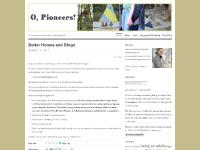pioneersblog.wordpress.com O, Pioneers!, Cast