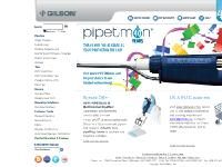 Gilson Pipetman | Pipettes, Pipettors, Multichannel Pipettes, Ergonomic Pipettes, Tips