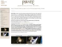 Pirate - Phantom & Photron Camera Hire for HD High Speed Filming / Slowmo   Pirate