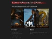 pirates-bretons.fr la guilde des coquillards, les Pirates Bretons