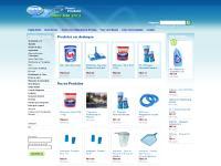 Cloro e produtos auxiliares para limpeza e tratamento de piscinas - Piscina Fácil