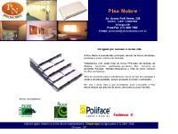 « Piso Nobre » Forros PVC - Carpetes de Madeira - Divisorias - Persianas - Paviflex