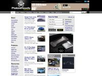 pistonheads.com cars,roadtests,news