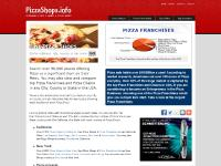 pizzashops.info Log on, Pizza Shops, Pizza Franchises