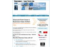 First Class & Business Class Discounts, Cook Travel Inc.