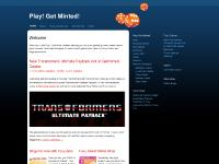 playgetminted.com Play! Get Minted!, Featured Games, Slot Games