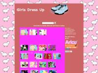 Girls Dress Up Games, Makeover and Fashion Games