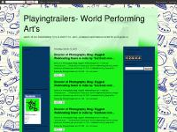 Playingtrailers- World Performing Art's