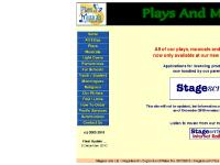 musicals, plays, scripts, pantomime