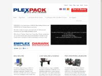 Bag Sealers And Shrink Packaging Systems | PlexPack Corporation