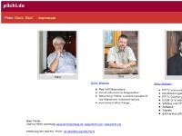 Chris' Website, Ekkis Website