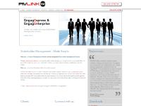 pmlink360.com stakeholder relationship management system, issue management, events management