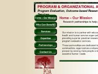 poaprogrameval.com Who Can Benefit?, Services, Expertise