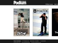 Podium Distribution - DVS Shoe Company | Matix Clothing | Diamond Footwear