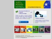 Associação Brasileira de Pesquisa em Podoposturologia