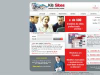 Modelos de Sites e Layouts Prontos, Templates Flash - KIT SITES