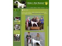 Dobes Den Kennel - Canil especializado na criação de Pointer inglês.