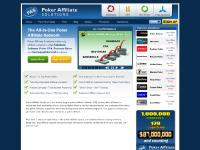 Poker Affiliate Solutions - Rakeback Software, Poker CPA, Bankrolls