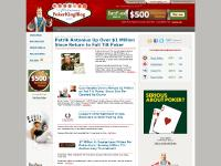 Visit Pokerstars, Party Poker Deposit Code, Full Story, Luciaetta Ivey Sues Phil Ivey