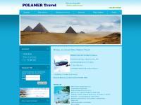 Polamer Travel. Bilety lotnicze do Polski, wycieczki po USA, rejsy statkiem, wakacje