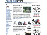 Police Bike Store : Official Bicycle Dealer