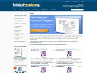 Download Policy Procedure Templates