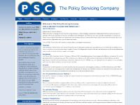 policyservicing.co.uk Protection, Investments, Pensions